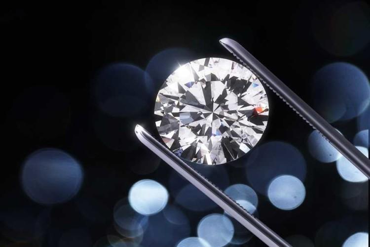 Particolare diamante ansu