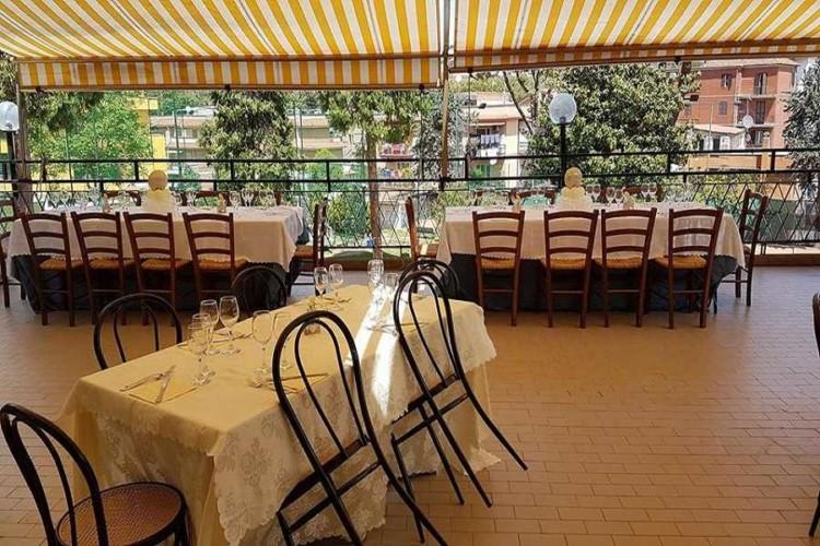 Sala ristorante nadir