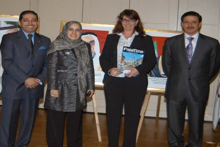 foto present freetime con ambasciatori emir arabi 1 DSC_3737