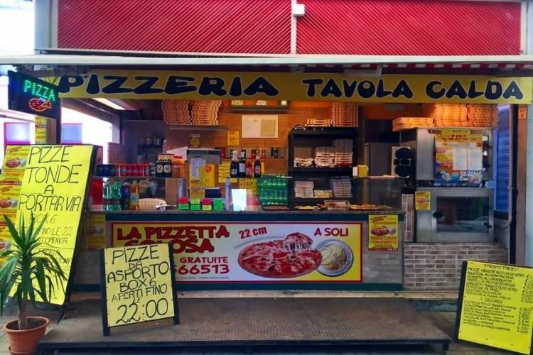 Ingresso Pizzetta Golosa