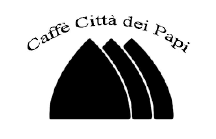 LOGO CAFFE CITTA DEI PAPI