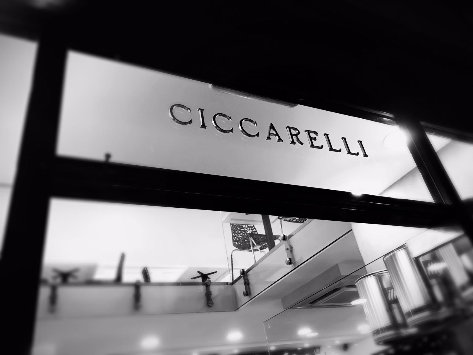 LOGO CAFFETTERIA CICCARELLI