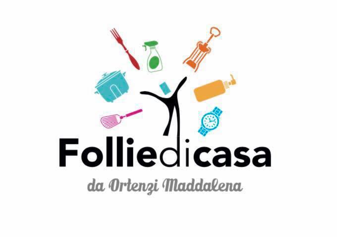 LOGO FOLLIE DI CASA