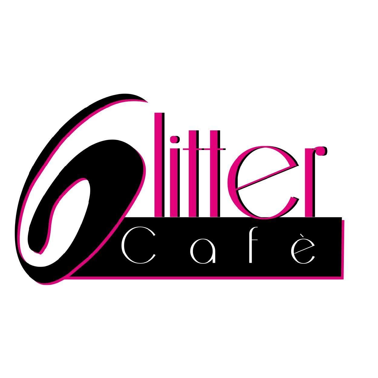 LOGO GLITTER CAFE